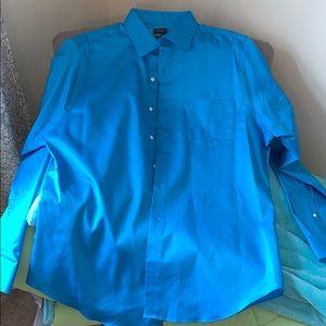 men's dress shirt NEW size: 16.5 34/35